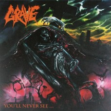 GRAVE - You'll Never See... (2020) CD